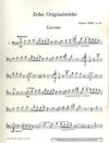 HAL LEONARD Nolck, August: 10 Original Pieces, Op. 116 (cello & piano)