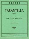 International Music Company Piatti: Tarantella, Op. 23 (cello & piano)