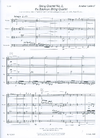 Carl Fischer Leshnoff, Jonathan: String Quartet No. 2, The Edelman String Quartet