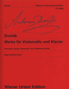 Carl Fischer Dvorak, Antonin: Works for Violoncello