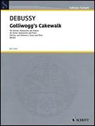 HAL LEONARD Debussy (Birtel): Golliwogg's Cakewalk (violin, cello & piano) Schott