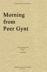 Grieg, Edvard (Martelli): Morning from Peer Gynt (string quartet)