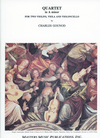 LudwigMasters Gounod, Charles: String Quartet in a minor