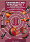 Carl Fischer Clark & Gazda: Compatible Duets for Strings, Vol.2 (2 cellos) Carl Fischer