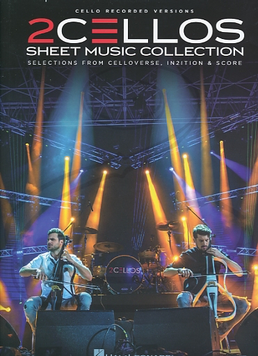 HAL LEONARD 2 Cellos: (collection/score/parts) Sheet Music Collection (2 cellos) Hal Leonard