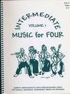 Last Resort Music Publishing Kelley, Daniel: Music for Four Intermediate Vol.1 (Violin 3)