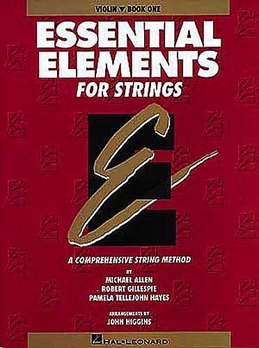 HAL LEONARD Allen, M., Gillespie, R., & Hayes, P.T.: Essential Elements, Bk.1 (piano accompaniment)