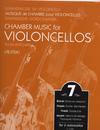 HAL LEONARD Pejtsik, Arpad: Chamber Music for Violoncellos Vol.7 (3 cellos) score & parts, Edito Musica Budapest