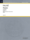 HAL LEONARD Faure, G. (Birtel, ed.): Pavane, Op. 50 (violin, viola, and cello)