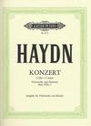 Haydn, F.J.: Concerto in C-urtext (cello & piano)