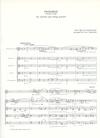 HAL LEONARD Tchaikovsky/Takemitsu: Autumn Song for clarinet, 2 violins, viola, cello (score & parts)