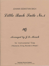 Carl Fischer Bach, J.S. (Morsch): Suite No.1 (mixed strings and winds)