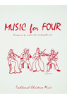 Last Resort Music Publishing Kelley, Daniel: Music for Four - Traditional Christmas Music (piano or guitar)