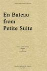 Debussy, Claude (Martelli): En Bateau from Petite Suite (String quartet)