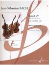 Carl Fischer Bach, J.S. (Salles): Cello Suites Volume 1-Suites #1, 2 & 3 (solo bass)