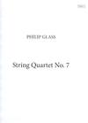 HAL LEONARD Glass: String Quartet No.7 (string quartet) Dunvagen