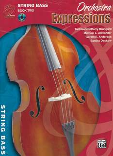 Alfred Music Brungard, K.D.: Orchestra Expressions Book 2 (bass & CD)