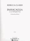 HAL LEONARD Clarke, Rebecca: Passacaglia (cello & piano)