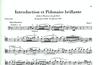 HAL LEONARD Chopin, F. (Heinemann): Polonaise Brillante, C Major, Op.3 and Duo Concertante, E Major, urtext (cello & piano)