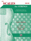 Alfred Music Applebaum, S.: Scales for Strings Bk.1 (cello)