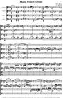Carl Fischer Mozart, W.A. (Martelli): Magic Flute (string quartet)