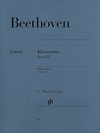 HAL LEONARD Beethoven, L.van: Piano Trios Vol.2 urtext (violin, cello, piano)
