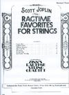 Alfred Music Joplin, Scott (Zinn): Ragtime Favorites for String Quartet (Violin 2)
