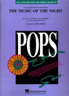 HAL LEONARD Lloyd-Webber: The Music of the Night from Phantom of the Opera - Pops for String Quartet (score and parts)