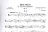 Carl Fischer Martuzzi, Giuseppe: 3 Pezze Op.69 (cello & piano)