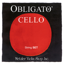 Pirastro Pirastro OBLIGATO cello string set medium