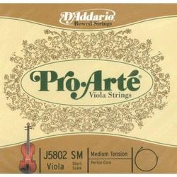 "D'Addario D'Addario Pro-Arté viola med. string set (12""-15""), medium"