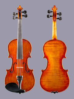 Sandner Walter Sandner 3/4 model 30 violin outfit, Germany