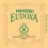 Pirastro Pirastro EUDOXA viola C string, silver/gut, in envelope, medium