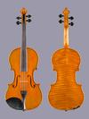Jeff Lee Manthos violin, Corvallis Oregon, 2012 #75