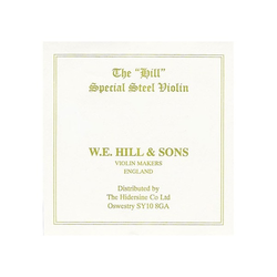 Misc. Es Hill violin E string thick ball
