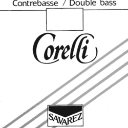 Corelli Savarez CORELLI tungsten bass D string, medium