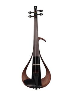 Yamaha New Yamaha YEV-104BL 4-string Electric Violin with black body, IN STOCK