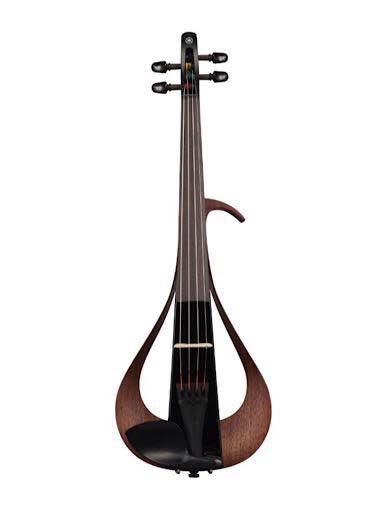 Yamaha Yamaha YEV-104BL 4-string Electric Violin with black body