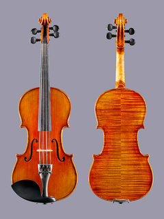 Marco Polo Marco Polo 1/2 deluxe violin outfit