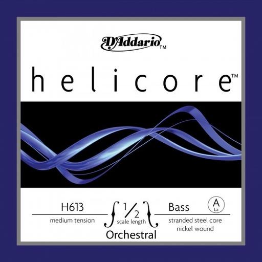 D'Addario D'Addario Helicore Orchestra 1/2 bass A string, medium