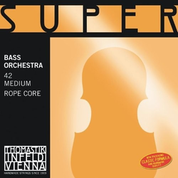 Thomastik-Infeld SUPERFLEXIBLE bass extended E (C) string by Thomastik-Infeld