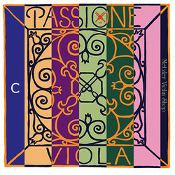 Pirastro Pirastro PASSIONE viola C string, gut/tungsten-silver, medium