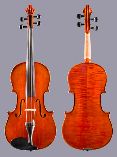 "Italian Anna Tartari 16.25"" viola, Cremona, ITALY, 1986"