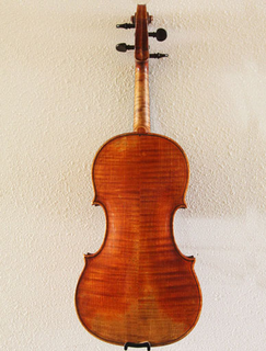 Kurt Jones violin, Whitefish, Montana, 2000