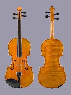 William J Hu & Snow 4/4 Violin