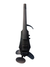 NS Design NS Design WAV5 Black 5-string violin with case