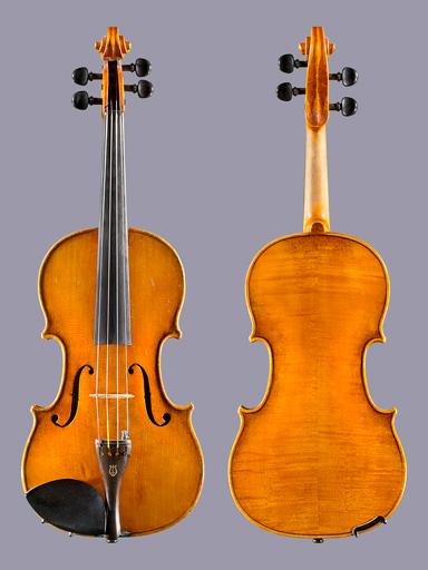 """15"""" Johann Georg Kessler viola"""