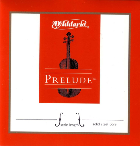D'Addario D'Addario PRELUDE violin string set, 1/8 - 1/16, medium