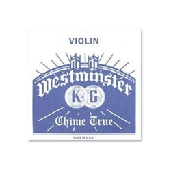 Misc. Es Westminster violin E medium 26 ball