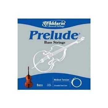 D'Addario D'Addario PRELUDE 1/4-1/8 bass string set, medium